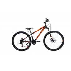 "Leader Active 26"" (Black/Orange) 13"""